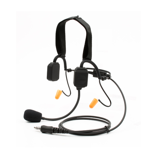 Military Tactical bone conduction headset